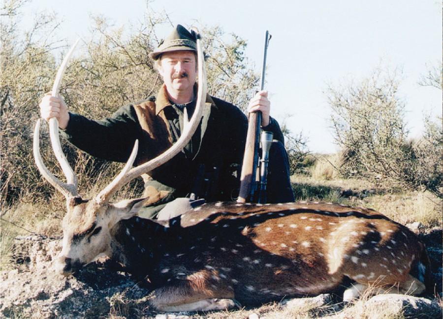 05 - Gold Medal Axis Deer