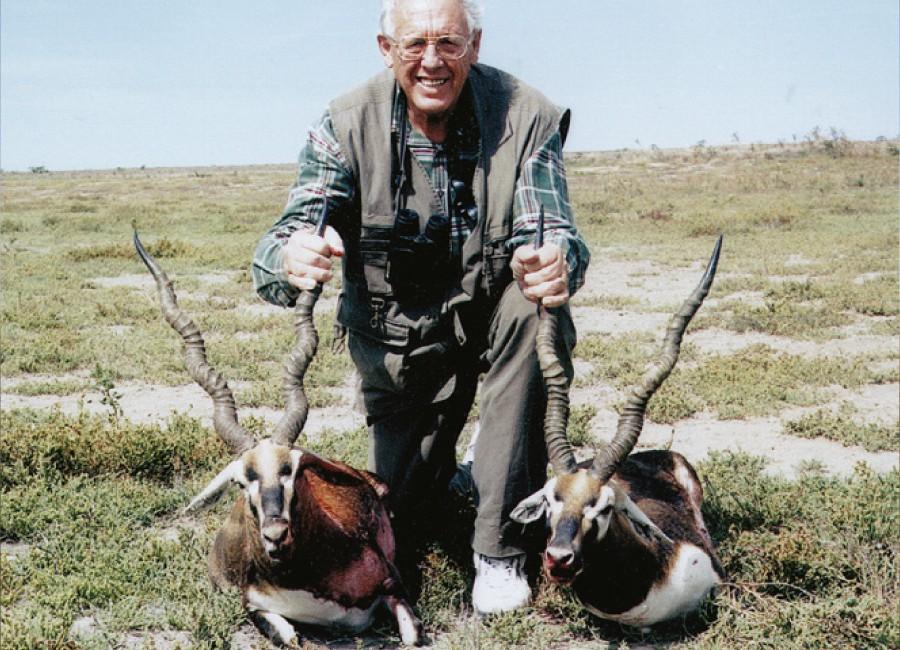 09--Blackbuck-Antilope